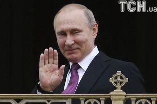 Путін розповів, як би повівся на підводному човні в душі з геєм