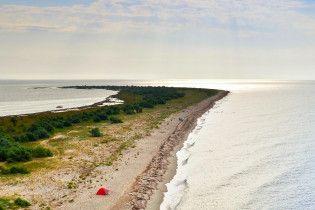 П'ять курортних селищ Херсонської області на Азовському та Чорному морях
