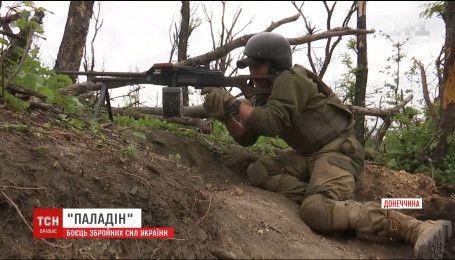 Військові поблизу Авдіївки розповіли про потужний ранковий обстріл