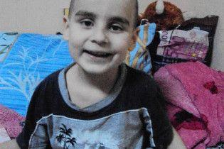 5-летний Тимур нуждается в помощи, чтобы одолеть рак крови