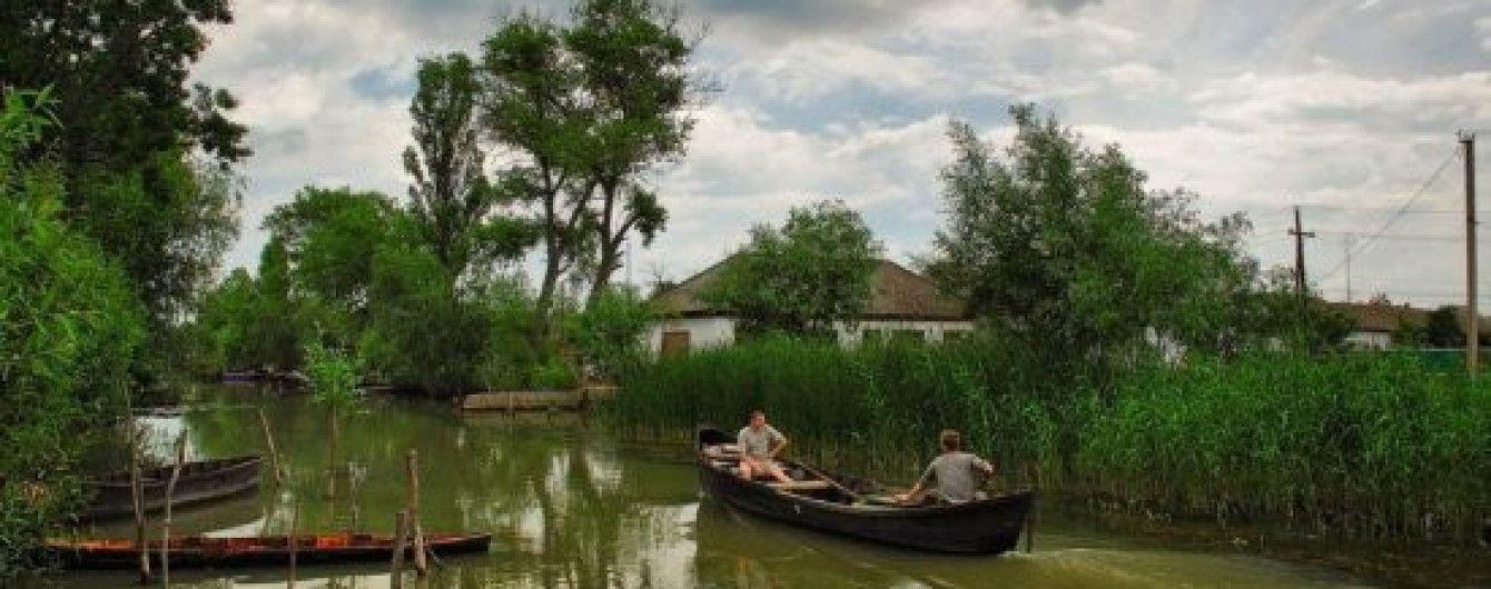 """Іноземні туристи штурмують """"українську Венецію"""""""
