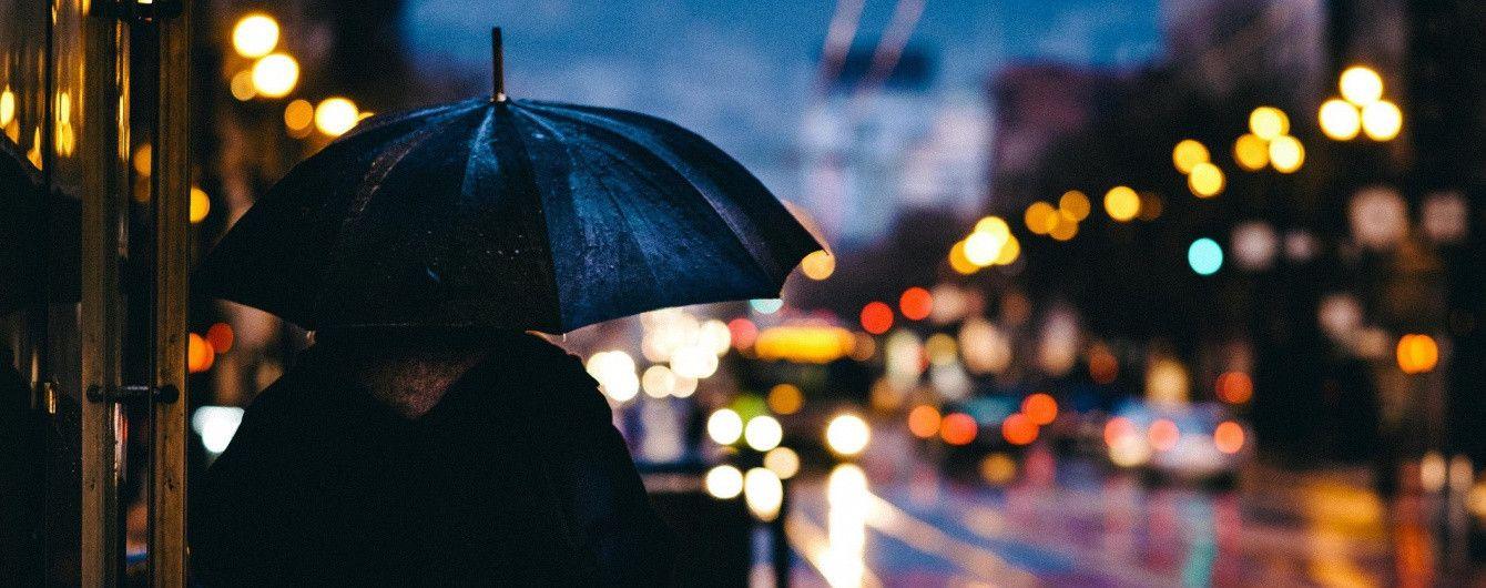 Украину затянут дожди, а в Карпатах пойдет мокрый снег и будет мороз. Прогноз на 6-10 октября