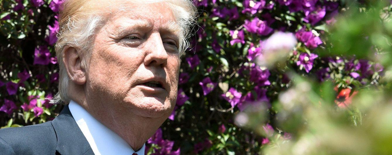 В Британии и США опровергли отмену визита Трампа в Лондон