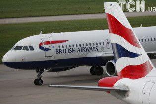 В Великобритании пьяного пилота сняли с рейса вооруженные правоохранители