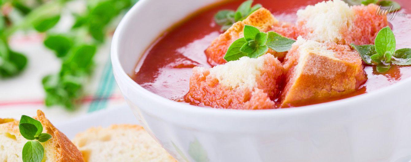 Холодные супы: четыре оригинальных рецепта