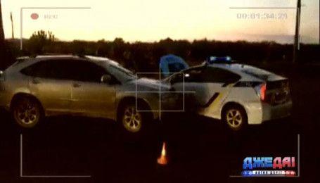 В Харькове произошла безумная погоня за бывшим милиционером