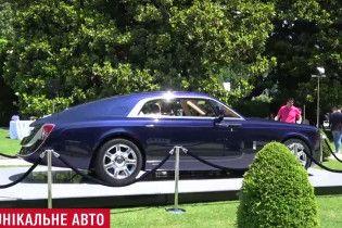 Rolls-Royce похизувався унікальною моделлю за 13 мільйонів євро
