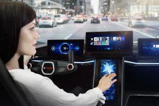 "Bosch представил концепцию ""умного"" автомобиля"