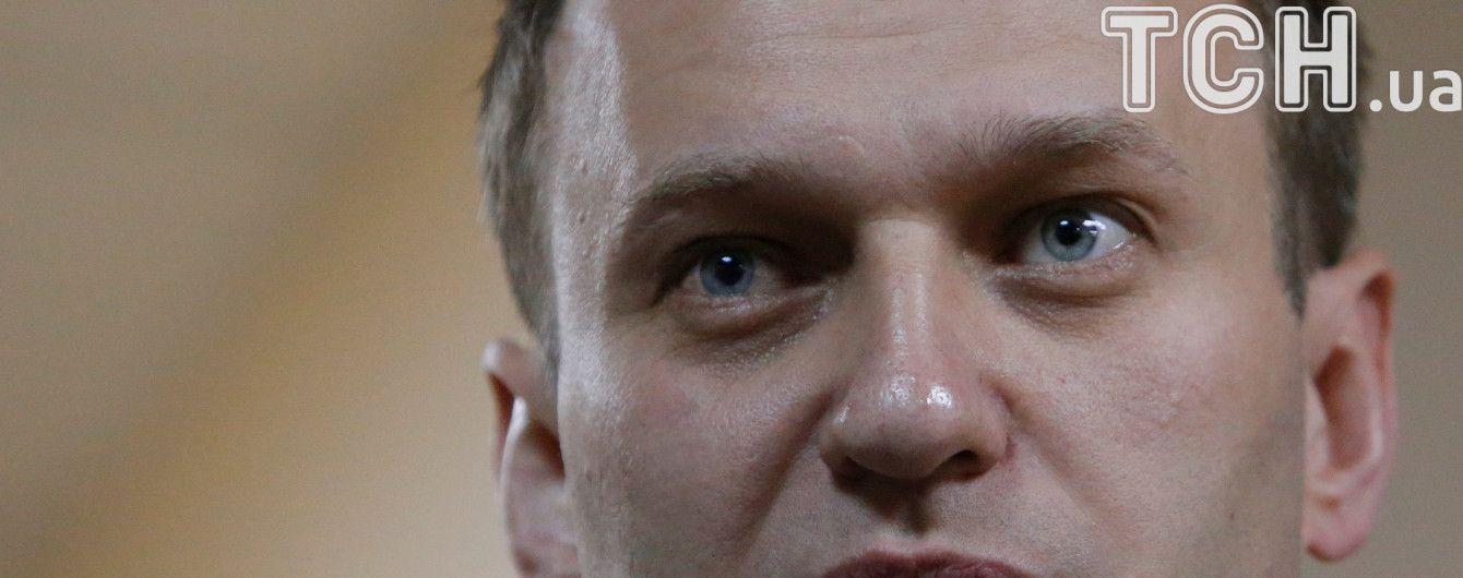 Ще й концерт Depeche Mode пропущу: Навальний прокоментував свій арешт