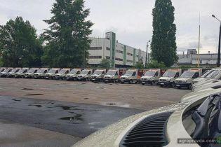 Киевский хлеб в розницу будут доставлять фургоны Mercedes-Benz Sprinter