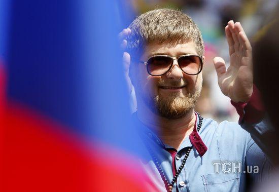 Facebook заблокував акаунти Кадирова через санкції США