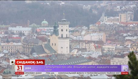 У Львові презентують літературну мапу міста