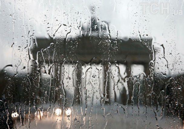 В Берлине ливень затопил улицы и метро, а штормовой ветер вырвал деревья