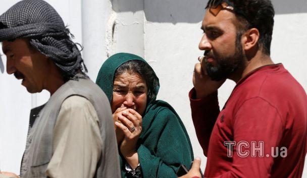 В Афганістані підірвали бомбу, 80 загиблих