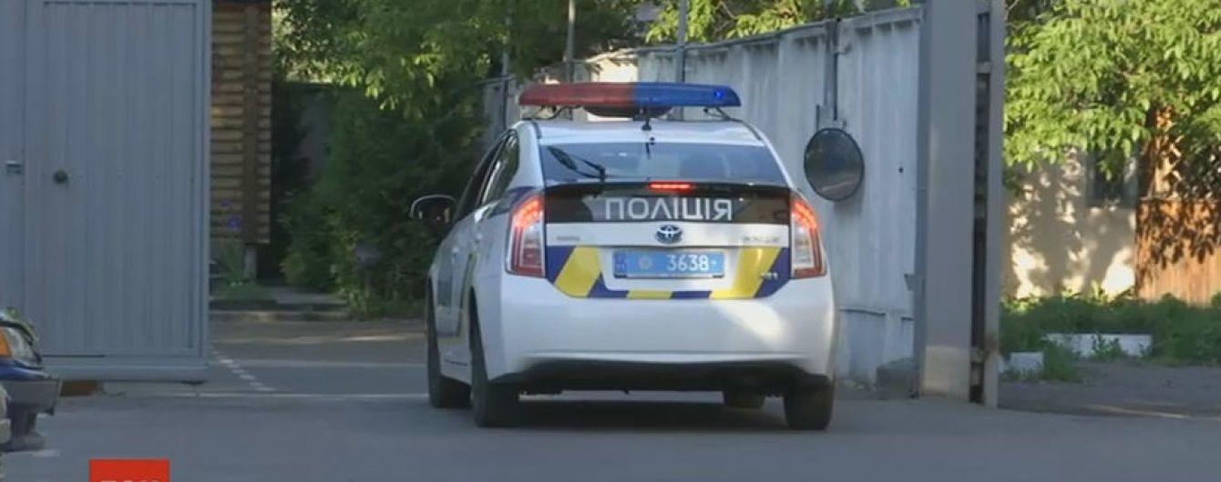 На Буковине копам пришлось догонять пьяного школьника на родительском авто