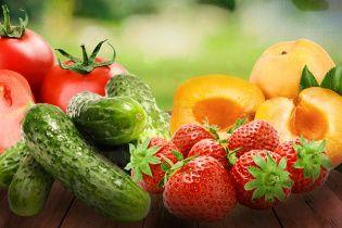Міфи і правда про сезонні овочі та фрукти