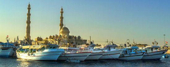 Екскурсія в найвеличнішу мечеть курорту Хургада в Єгипті