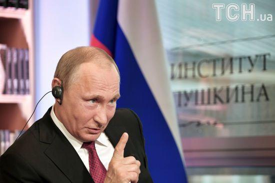 Путін розповів про свою зустріч зі скандальним екс-радником Трампа Флінном