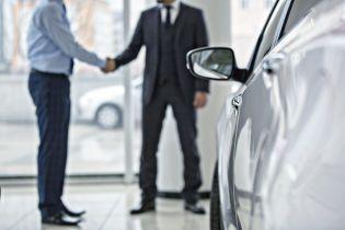Украинский рынок новых легковых автомобилей продолжает расти