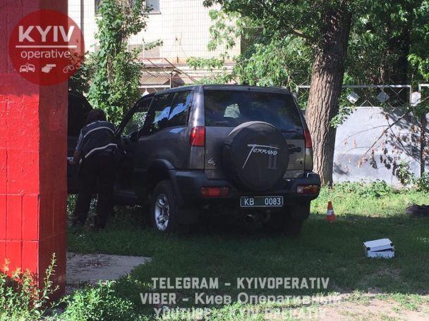 Коварное вражеское покушение на добровольцев АТО: в полиции рассказали подробности стрельбы на Подоле