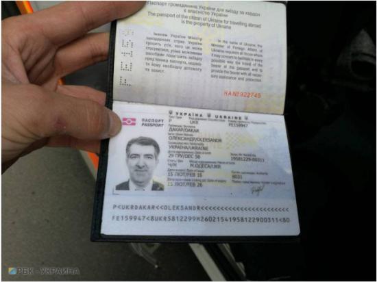 Кілер, який стріляв у Осмаєва, отримав український паспорт у 2016 році - Геращенко