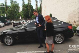 СБУ взялась проверять информацию об элитных автомобилях своих сотрудников - СМИ