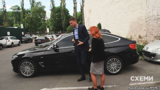 СБУ взялася перевіряти інформацію про елітні автівки своїх співробітників - ЗМІ