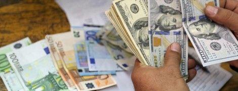 Евро держится выше 30 гривен в курсах валют Нацбанка на 27 июля. Инфографика