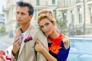 """Ведучий """"Євробачення-2017"""" Олександр Скічко одружується з власницею готелю Fairmont"""