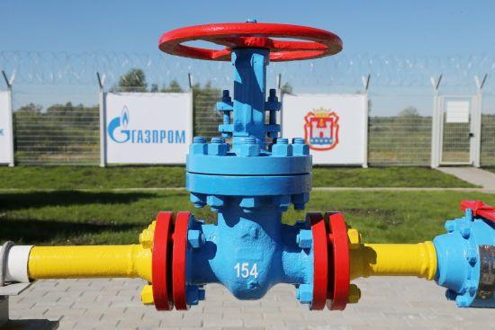 """""""Газпром"""" цього року поставив на окупований Донбас 1,5 млрд кубометрів газу"""
