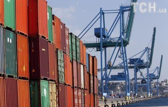 Україна наростила експорт товарів та послуг до Євросоюзу. Інфографіка