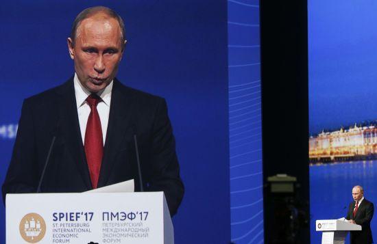 Путін прирівняв звинувачення Росії у втручанні у вибори у США до антисемітизму