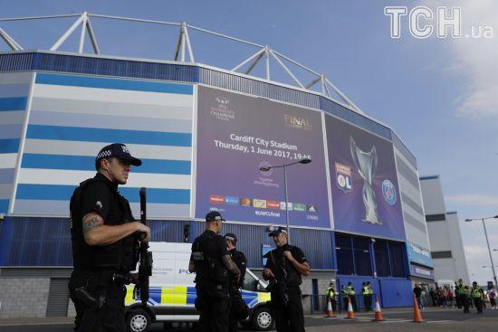 Фінал Ліги чемпіонів охоронятимуть в Кардіффі, як саміт НАТО