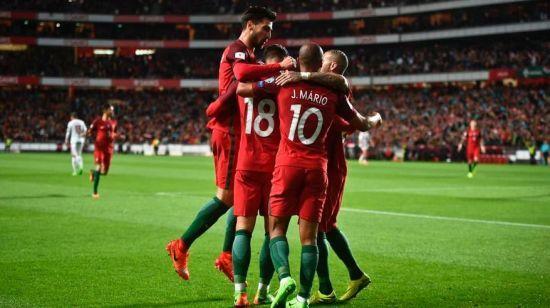 Португалія без Роналду розгромила Кіпр у товариському матчі