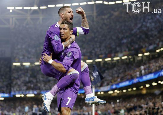 """""""Реал"""" покарав """"Ювентус"""" і завоював свій 12 титул Ліги чемпіонів"""