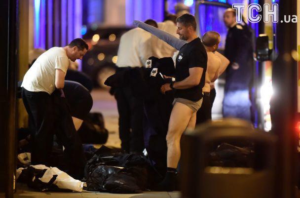 Теракт у Лондоні