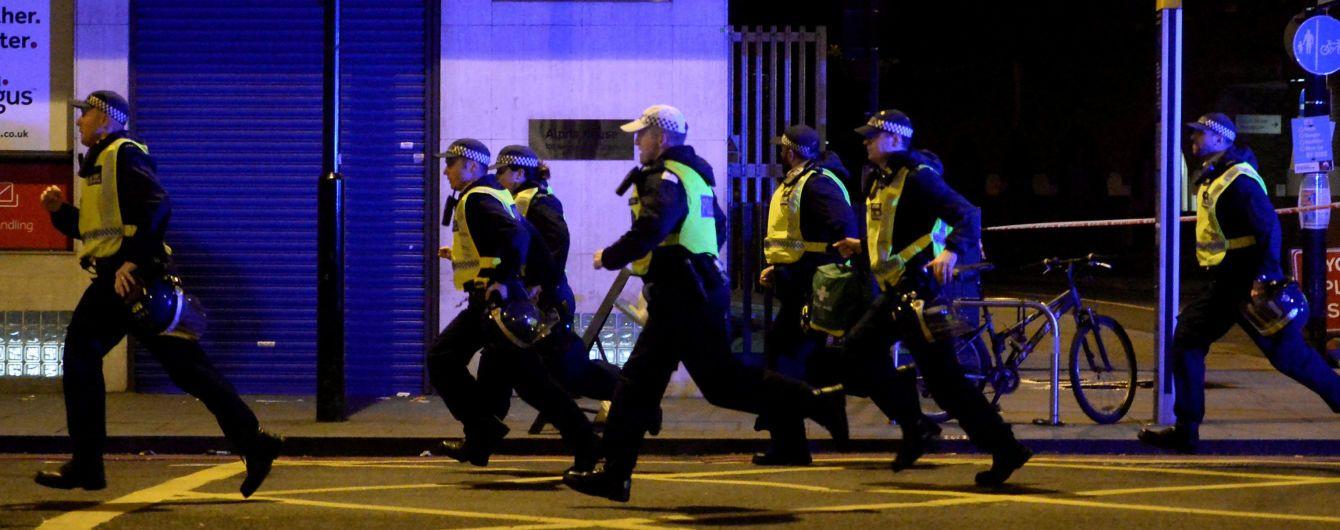 Лондонські терористи планували використати для нападу семитонну вантажівку
