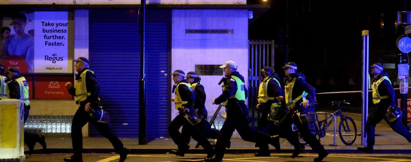 В Лондоне водитель съехал с дороги в толпу людей возле мечети - The Independent