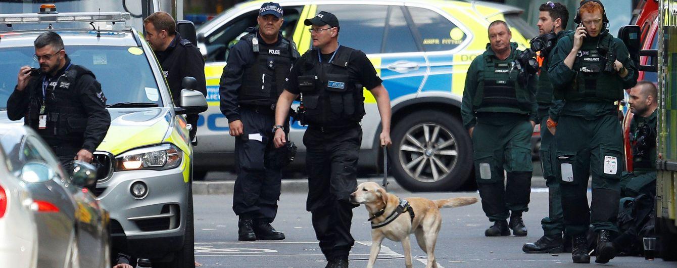 В Ирландии арестовали двух человек в связи с расследованием теракта в Лондоне