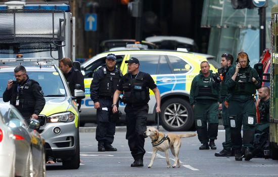 У Лондоні поліція звільнила чоловіка, якого підозрювали в причетності до теракту