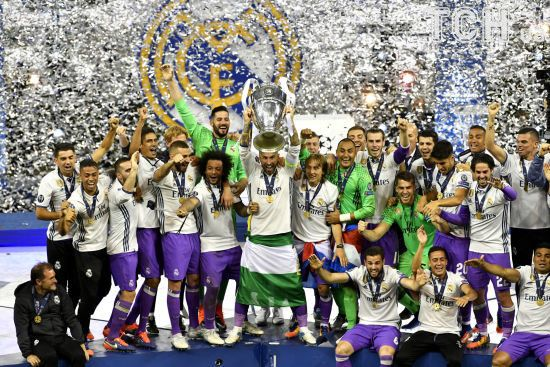 """""""Реал"""" і Роналду встановили круті рекорди Ліги чемпіонів"""