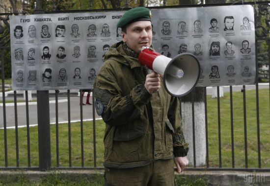 Нацполіція взяла під посилену охорону Осмаєва і Окуєву