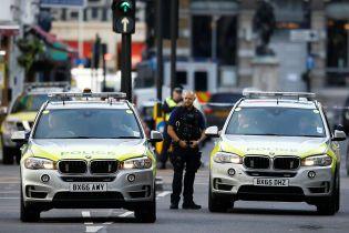 У Великобританії поліція затримала підозрюваного у справі про теракт в Лондоні