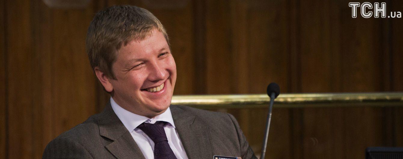 """Если """"Газпром"""" не будет платить по решению суда, возможно принудительное взыскание – Коболев"""