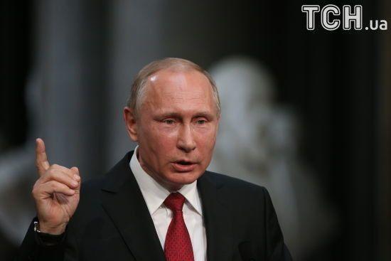 Путін переконаний, що США втручаються у вибори по всьому світу