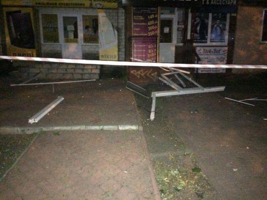 У поліції назвали попередню причину вибуху у Вишгороді під Києвом