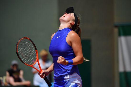 Світоліна здобула непросту перемогу і пробилася до чвертьфіналу Roland Garros