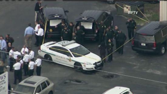 У Флориді сталася стрілянина, п'ятеро осіб загинули