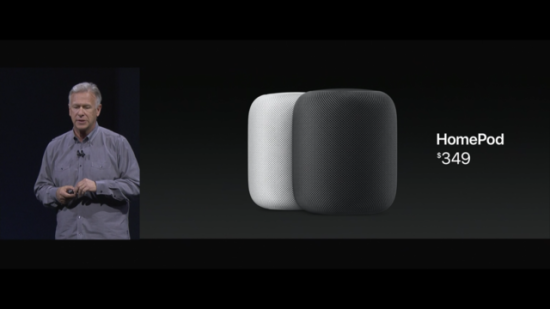 """Улюблена музика і будильник: Apple показала """"розумну"""" колонку з Siri"""