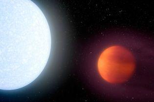 Вчені виявили найгарячішу екзопланету